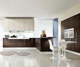 Lack Tür kundenspezifischer MDF-Küche-Schrank