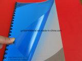 Cubierta transparente del atascamiento de la hoja del PVC de la venta caliente
