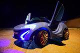 Электрический игрушечный автомобиль со светом