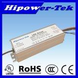 UL 열거된 23W 480mA 48V 일정한 현재 짧은 예 LED 전력 공급