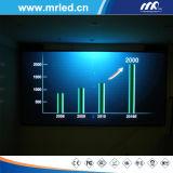 Mrled著情報処理機能をもったUTV1.56mm屋内LED表示スクリーンのための最もよいデザイン