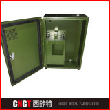 Сделано в металлическом листе Китая выполненном на заказ электрическую коробку обеда