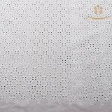 H10006 с шнурка ткани картины белого цветка для Bridal шнурка