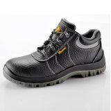 Zapatos de seguridad de densidad de la PU / PU de doble alto para los hombres L-7147