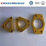 高精度の自動予備品CNCの旋盤の機械化