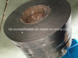Corrugated flexível Graphite Tape com Self Adhesive