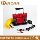 Compresor eléctrico auto de la bomba de aire del neumático del coche de 12 voltios (W2025)