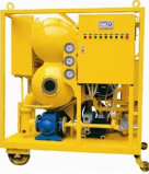 Очиститель масла вакуума Двойн-Этапа для обезвоживания и выгазовывания масла трансформатора
