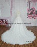 Мантии шарика шнурка платья венчания мантии Sweethert платье Bridal Bridal