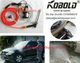 De draagbare Wasmachine van de Auto, Hulpmiddel van de Was van de Auto van de Sigaar van de Pomp van de Hoge druk 12V het Lichtere