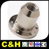 Части нержавеющей стали CNC точности подвергая механической обработке поворачивая филируя алюминиевые латунные