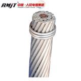 Falcão de alumínio desencapado aéreo ACSR 477mcm do cabo para ASTM B232