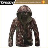 Куртки звероловства людей пальто Hoodie напольной сь водоустойчивые
