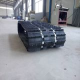 La largeur de la voie en caoutchouc 580mm peut être utilisée dans la motoneige