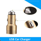 Caricatore doppio dell'automobile del USB per l'automobile Port del caricatore del USB 2 del caricatore dell'automobile di iPhone