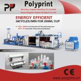 Taza plástica de la alta calidad automática que hace la máquina (PPTF-70T)