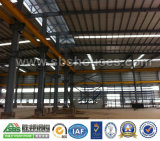 Structure d'acciaio Workshop con Crane Beam