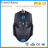 Mouse Gamer를 위한 Price 경쟁적인 Drivers USB 6D Gaming Mouse