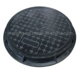 En124 D400 900mm Petrol Gas Meter Station Manhole Cover