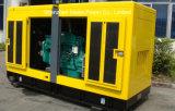 tipo silenzioso generatore di potere standby di 200kVA 160kw del diesel di Cummins