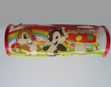 Мешок карандаша PVC изготовленный на заказ печати пластичный для детей