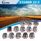 Qualitäts-Radial-LKW-Reifen mit Europa-Bescheinigung (315/80R22.5) mit DER ECE-PUNKT Reichweite-Kennzeichnung