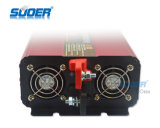Suoer 2000 Watt Modificado Sine Wave Car Solar Power Inverter DC 24V para AC 220V (HAA-2000B)