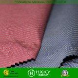 Menswear 안대기 셔츠를 위한 Ripstop 폴리에스테 털실 염색된 직물