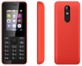 Petits SIM duels conjuguent vieux téléphone portable de la musique Nokia106# de téléphone portable bon marché de réserve de vieil homme