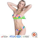 De Sexy Bikini van Ladys/Hete Stikkende Bikini