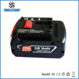 In2016新しいBosch 18V 17618 Bat609 Bat618 3.0ah 18Vの動力工具電池