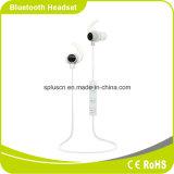 Ruído baixo da potência estereofónica de Bluetooth da forma que cancela fone de ouvido Running da aptidão do microfone da mão da em-Orelha do auscultadores livre