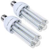 에너지 절약 SMD2835 최신 형식 전구 E27 LED 옥수수 램프 도매 24W 4u 천장 전구