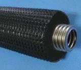Boyau solaire du métal Ss316 flexible avec l'isolation d'EPDM