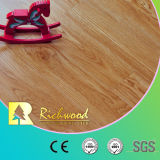 Walnuss 12.3mm Oak High Gloss Laminated Laminate Wood Flooring