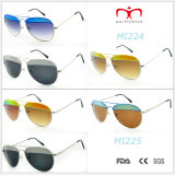 2015 spätestes Fashion Design und Color Metal Sunglasses (MI224&MI225)