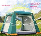 Im Freien Klage-doppelte Schicht-grosses kampierendes Zelt der Personen-4-6