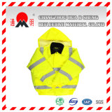 Segurança elevada Trafficreflective da visibilidade (Vest-4)