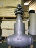 válvula de porta de aumentação de Wcb A216 API da haste 300lb com qualidade de Hiqh