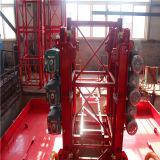 Élévateur de passager de la cage de l'élévateur 2ton de construction double (SC200/200)