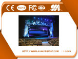 Visualización de LED de aluminio de fundición a presión a troquel de interior del alquiler P3.91 del precio de fábrica
