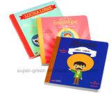 Легкая английская книга Flip шаржа рассказов ягнится цветастая книга рассказа