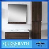 Gabinete do espelho do banheiro da mobília da madeira contínua dos gabinetes da entrada do passatempo