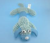 Brinquedo do animal de estimação do luxuoso com Squeaker