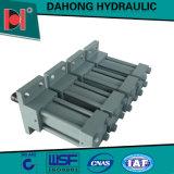 Cilindro hidráulico da metalurgia pesada com encurtamento do sistema