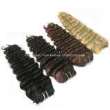 Capelli diritti di Yaki dei capelli umani delle donne brasiliane di estensione 20inch