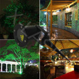 Rood en Green Outdoor Garden Laser Light met Remote, IP 65, UL Certificaiton