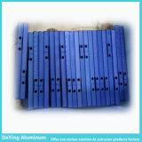 Metal da precisão da fábrica de China que processa o perfil de alumínio industrial excelente do tratamento de superfície