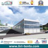 三重のデッカーのテントの構造、三準位テント、販売のための3つの床のテント