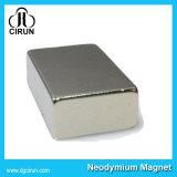 Magneet van de Staaf van de Zeldzame aarde van NdFeB van de Grootte van de douane de Permanente Elektrische